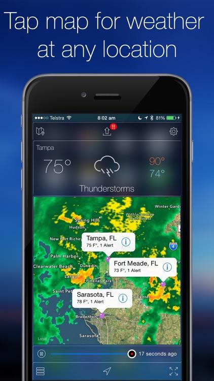Weather Radar Map Live