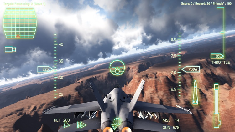 Alliance: Air War screenshot-0
