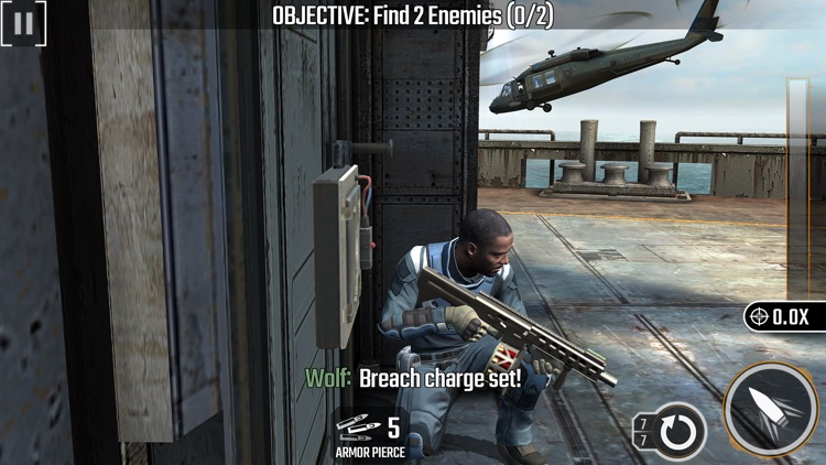Sniper Strike: Shooting Game screenshot-4