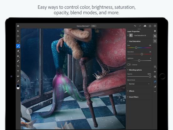 Adobe Photoshop screenshot 5