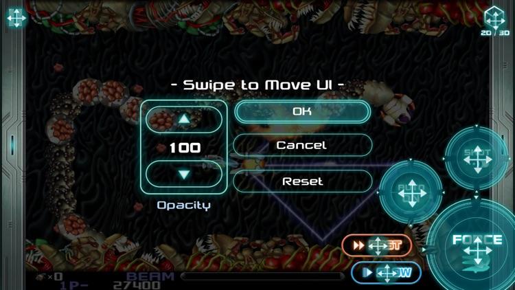 R-Type Dimensions EX screenshot-5