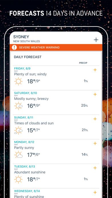 Weather Alerts - AccuWeather screenshot three