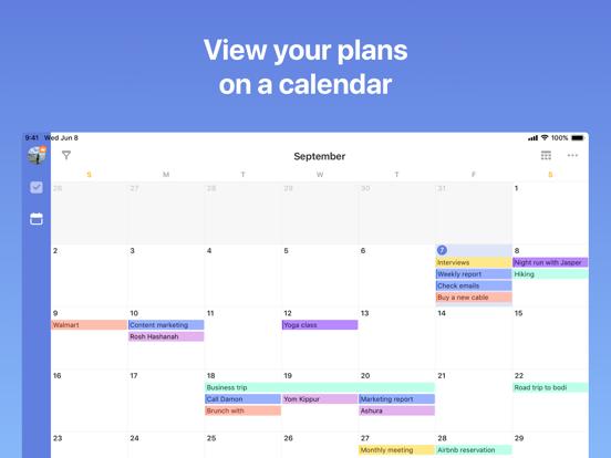 TickTick - your to-do list & task management screenshot