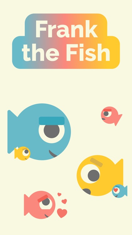 Frank the Fish Stickers