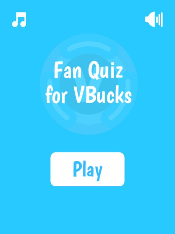 Fan Quiz for VBucks screenshot 4