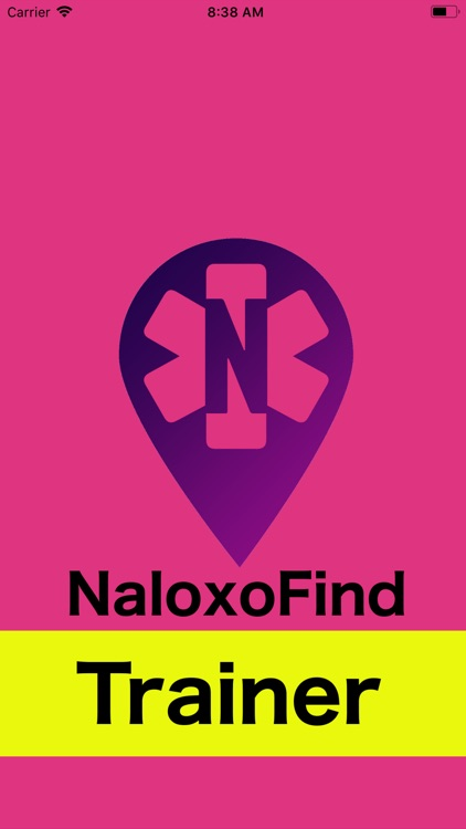 NaloxoFind Trainer screenshot-0