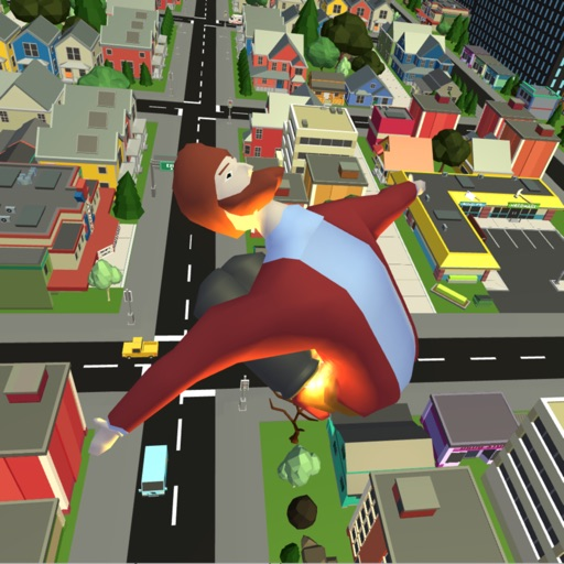Rocket Man 3D