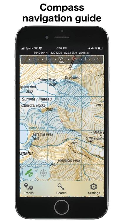 NZ Topo50 North Island screenshot-4