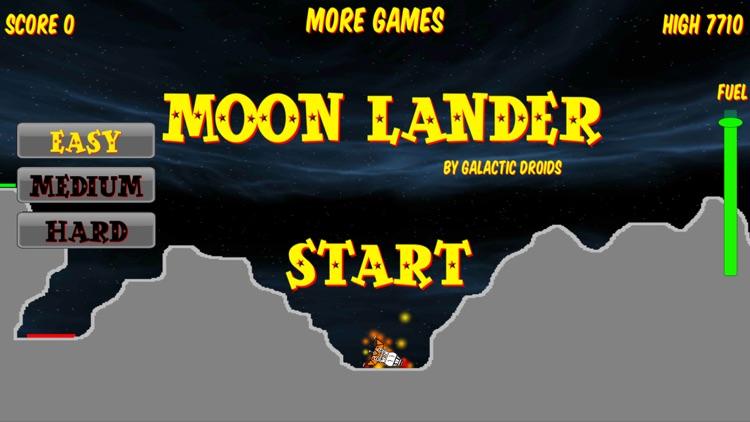 Moon Lander Lunar Lander screenshot-4