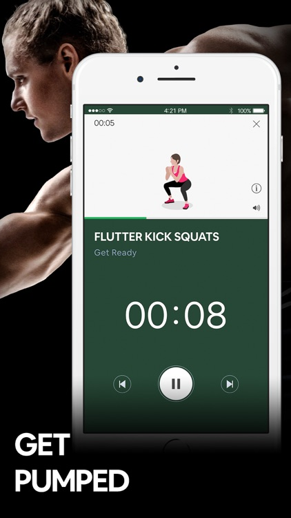 7 Minute Workout: Fitness App screenshot-3