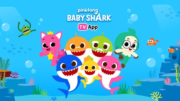 Baby Shark TV: Videos for kids screenshot-1