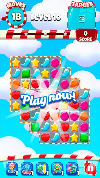 Candy Pop - Match 3 Jam screenshot-6