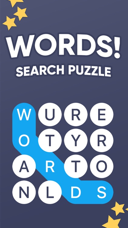 WORDS! - Word Search Puzzle