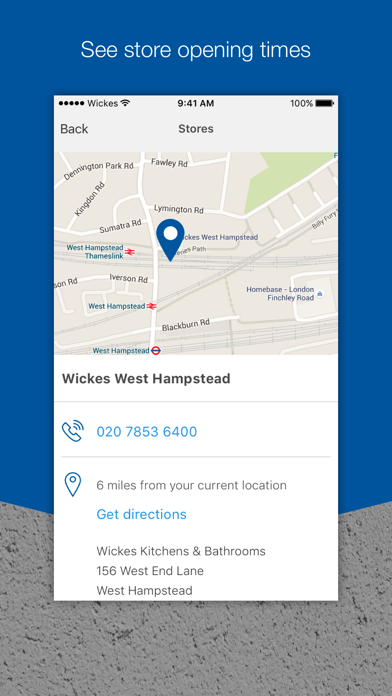 Wickes TradePro screenshot four