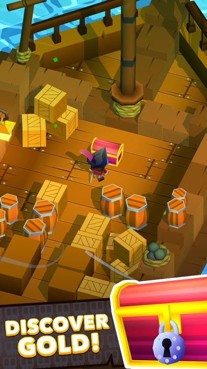 Blocky Pirates screenshot-3