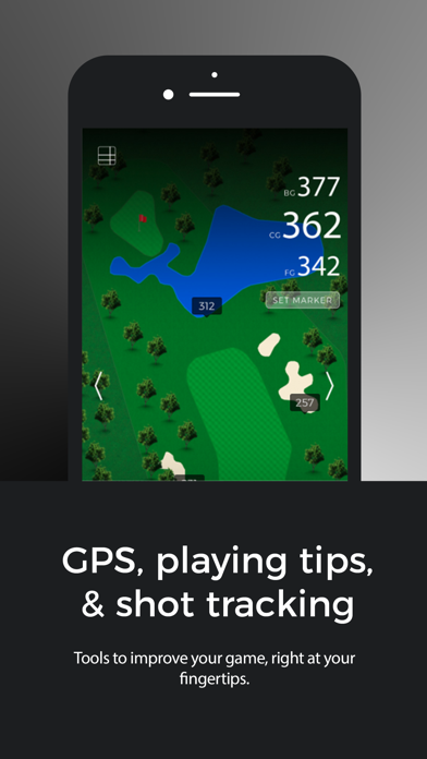 Rock Manor Golf Club screenshot 1