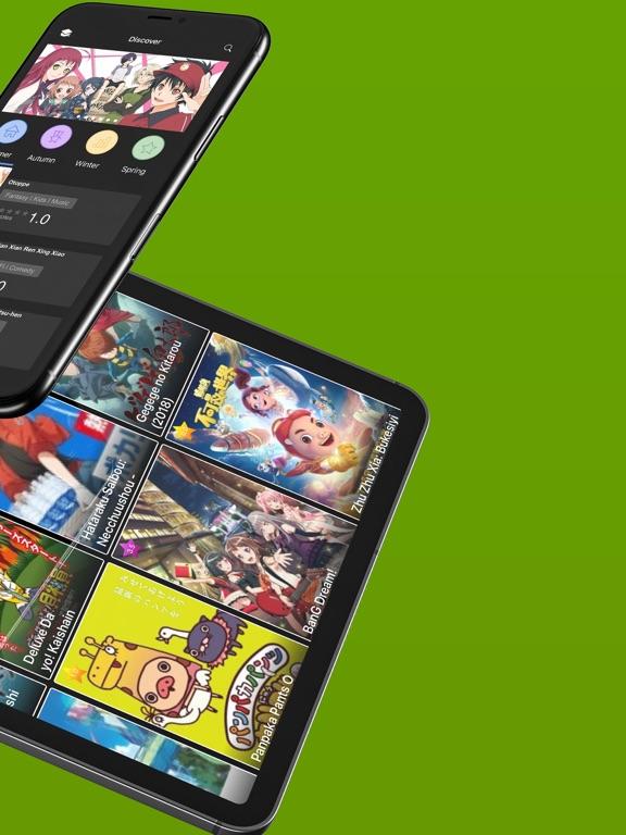 KizzAnime : Anime App Discover screenshot 8