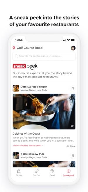 Zomato - Food & Restaurants on the App Store