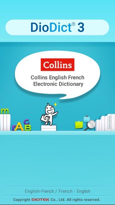 Collins French Englishのおすすめ画像1