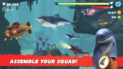 Hungry Shark Evolution wiki review and how to guide