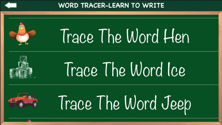 ABC Tracer- 123 Learn to Write screenshot-6