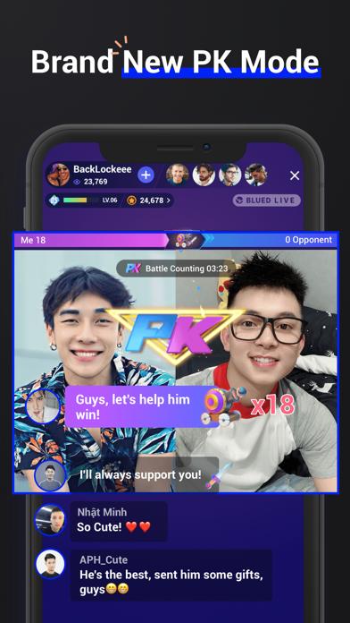 Blued - Gay Chat & Gay Dating Screenshot