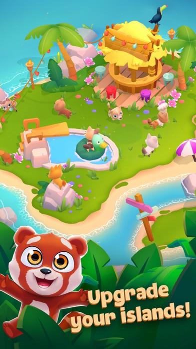 Pet Paradise: Bubble Pop Match screenshot 3
