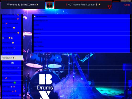 BarbaXDrums screenshot 13