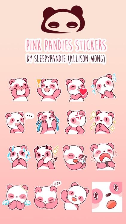 Pink Pandies