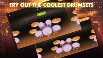 Drum Max - Real Drum Set screenshot 4