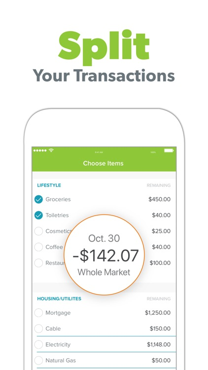 EveryDollar Easy Budgeting App screenshot-6