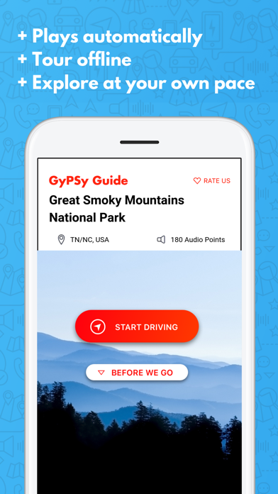 Great Smoky Mountains GyPSy Screenshot