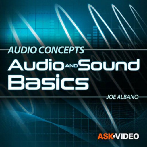 Audio and Sound Basics Course