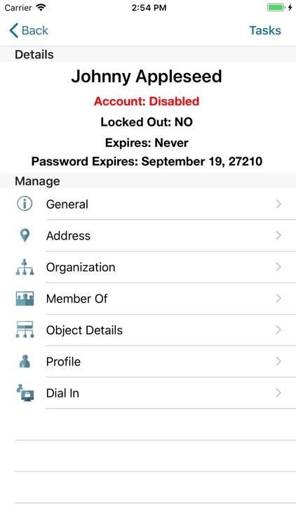 Active Directory Assist screenshot-4