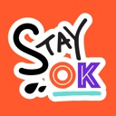 Stay OK Stickers