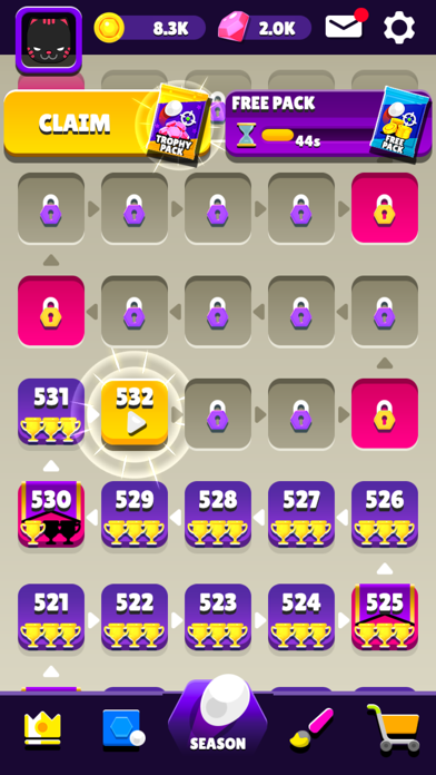 BRIKO : Best Bricks Breaker screenshot 5