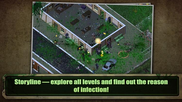 Zombie Shooter: Dead Frontier screenshot-4