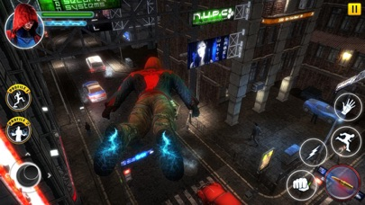 Incredible Hero Legends screenshot three
