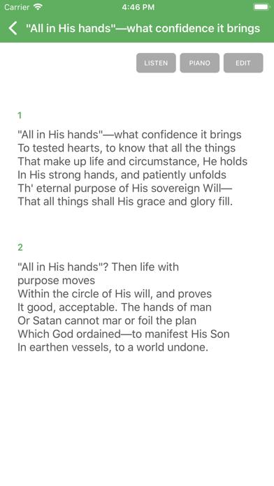 点击获取Project Hymnal