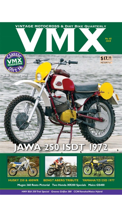 VMX Magazine – Quarterly screenshot one