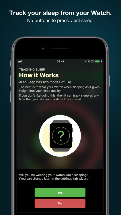 AutoSleep Tracker for Watch