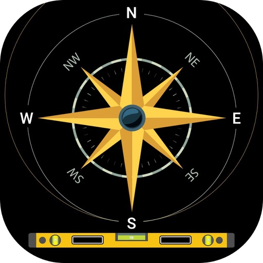 Digital Compass & Spirit Level