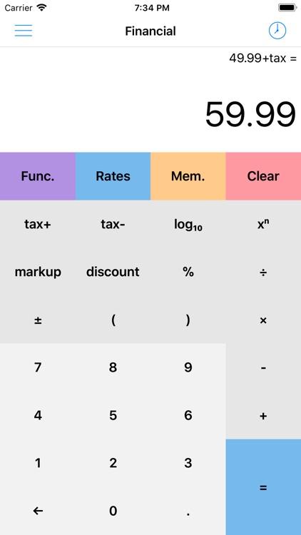 Calculator² screenshot-3