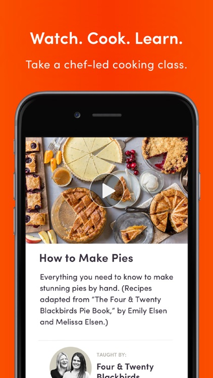Panna: Video Recipes & Classes screenshot-5