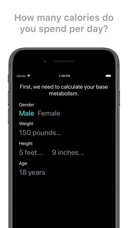 Calorie Counter screenshot-4