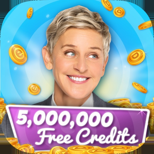 Ellen's Road to Riches Slots iOS App