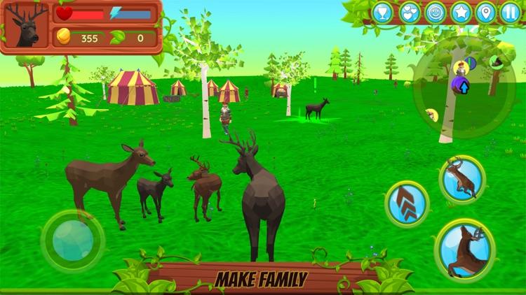 Deer Simulator - Animal Family