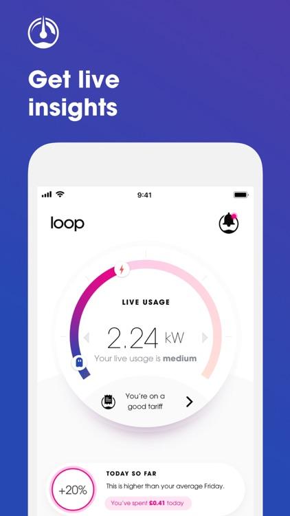 Loop Energy