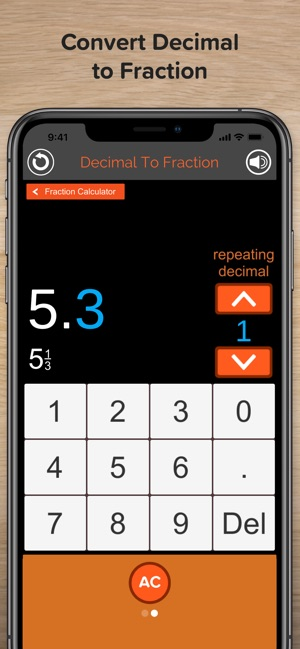Fraction Calculator + Decimals on the App Store