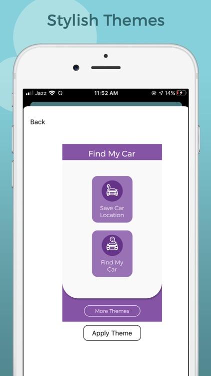 Find My Car Parking - Locator screenshot-4